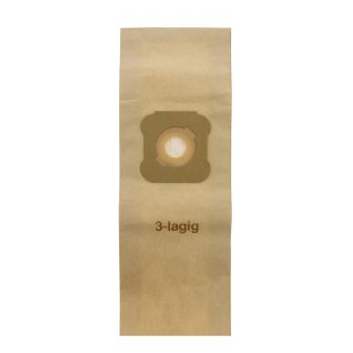 Premium Dammsugarpåsar, papper, 1x5st. DU12151 Replace: N/A