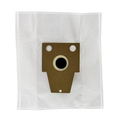 Premium Dammsugarpåsar, syntetfiber, 10st.+ motorfilter DU12141-2 Replace: N/A