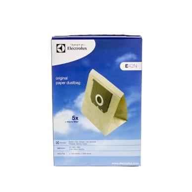 Original Dammsugarpåsar, papper, 5st. + mikrofilter E42 Replace: N/A