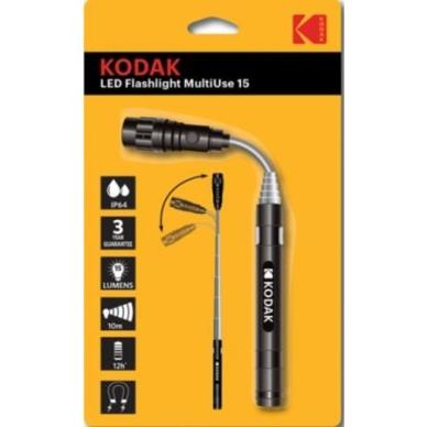 Kodak LED Ficklampa Multi Use 160 | dammsugarpasar.nu