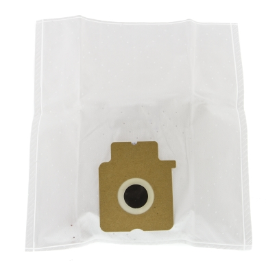 Premium Dammsugarpåsar, syntetfiber, 5st. + motorfilter DU12069 Replace: N/A